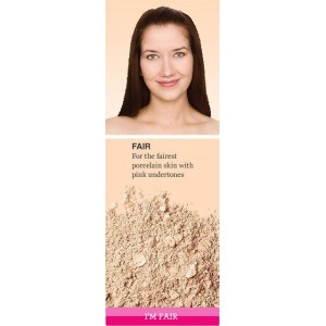 Пудра MATTE Foundation (fair)
