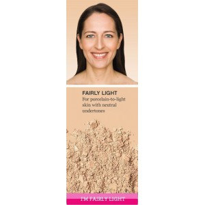 Пудра ORIGINAL Foundation SPF 15 (fairly light n10)