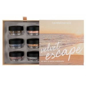 Набор теней BareMinerals velvet escape